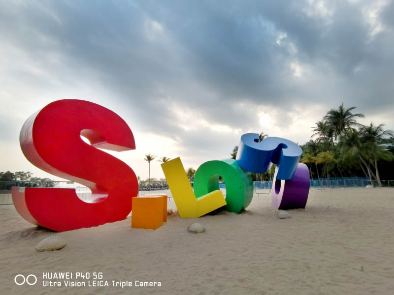 A Gourmet Escapade At Sentosa!