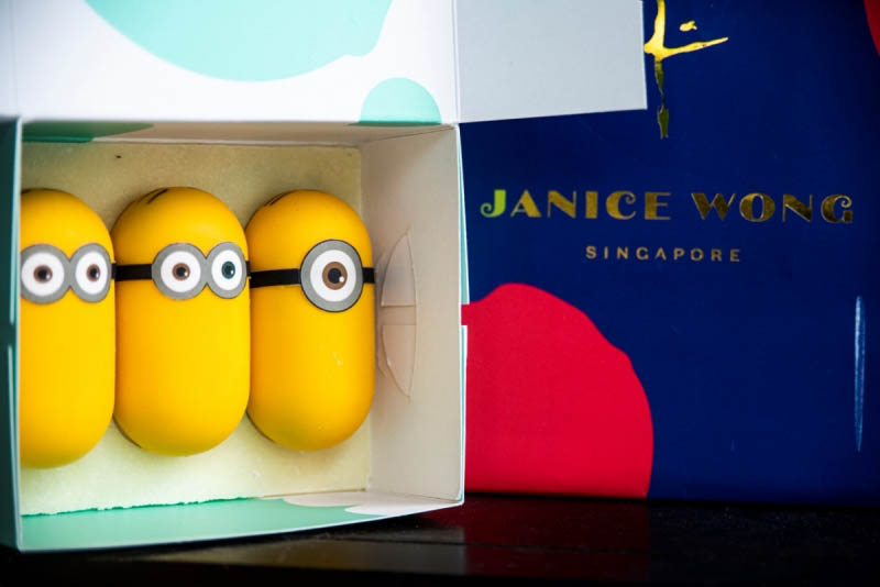 Celebrating Easter with Minion Surprise Eggs by Janice Wong!