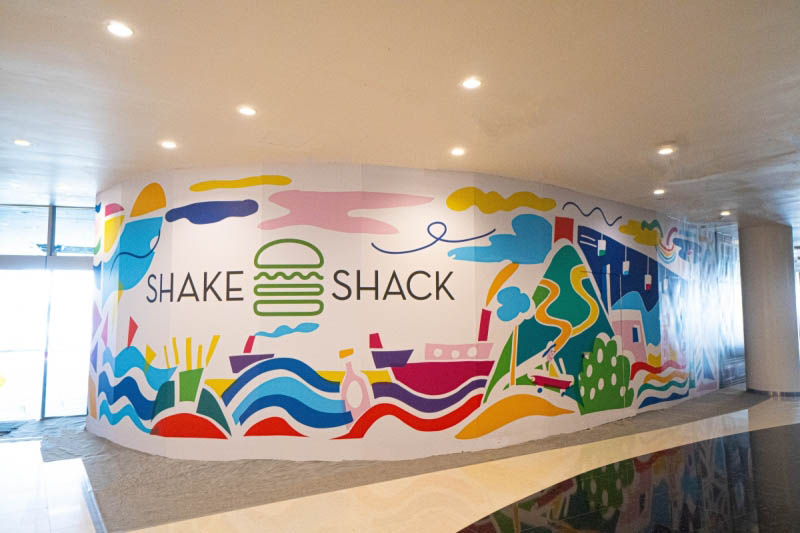 Vivocity As the Site of the 5th Shake Shack Branch; Opens to Aplomb.