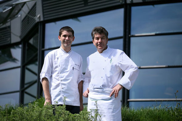 Three-Michelin Starred French Chefs Cooking in Bangkok
