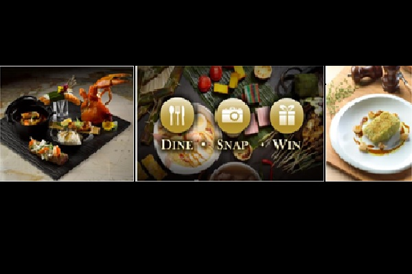 Dine.Snap.Win Contest