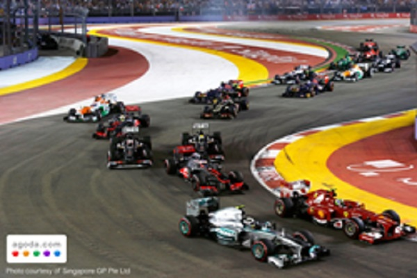 Revving up Hotel Specials as F1 race sets in