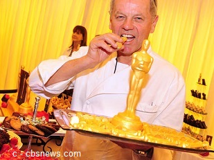 Cooking for the Oscars Governors Ball: Wolfgang Puck's schedule