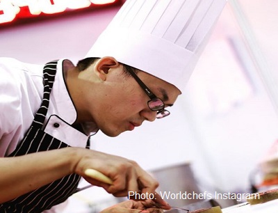 Global Young Chef Challenge Lyon 2017 - The Hans Bueschkens Trophy