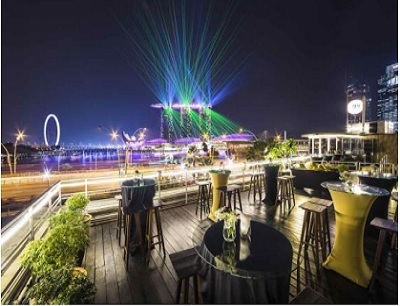 F1 weekend: Waterboat House launches a five-course menu