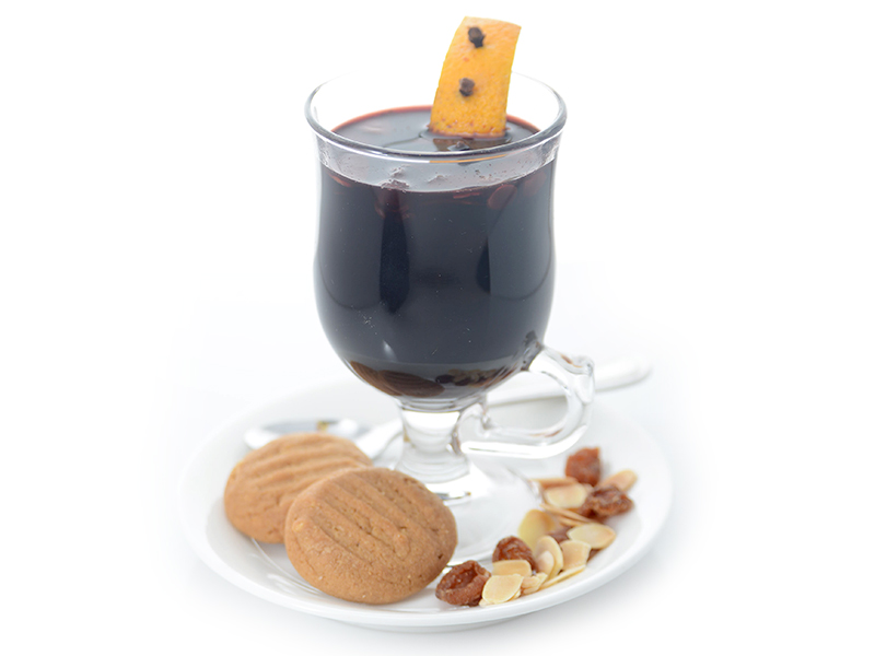 Tis' the season for mulled wines