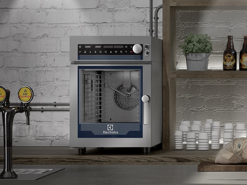 Electrolux MultiSlim Compact Oven