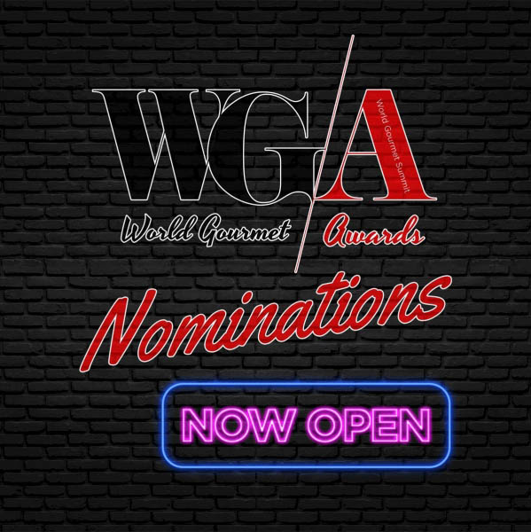 World Gourmet Awards 2021's Website Still Open for Nominations!