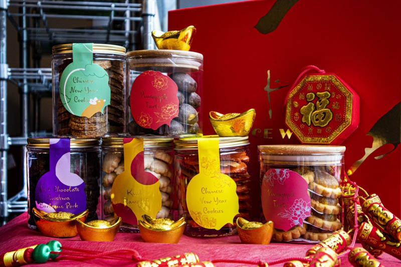 Fancy Some Chinese New Year Treats?