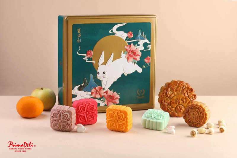 PrimaDéli's Mooncakes Available for The Family!
