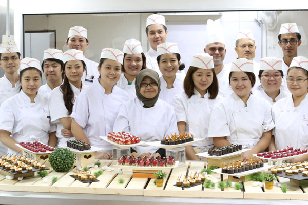 Academy of Pastry Arts Malaysia part time program