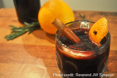 11 Ways to Drink HOT Booze This Christmas