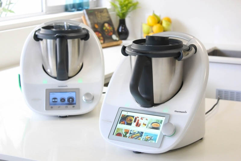 Thermomix Launches the TM6 In Singapore at Restaurant Ibid.